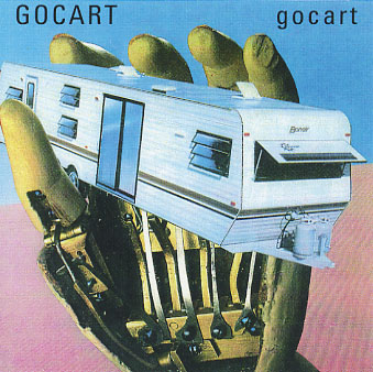 cover art for Gocart CD - GOCART